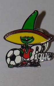 1986 mascot