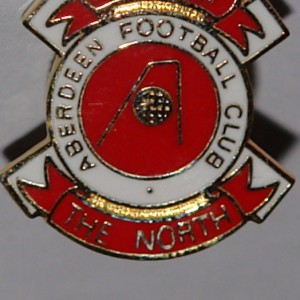 aberdeen pride of the north badge