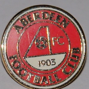 aberdeen round football club badge