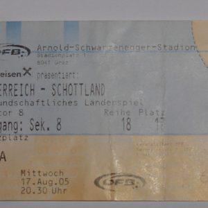 austria v scotland 2005
