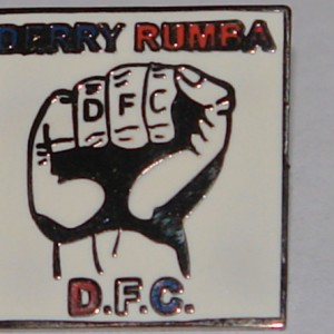 dundee derry rumba badge