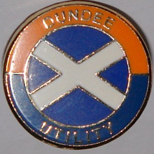 dundee fc utility badge