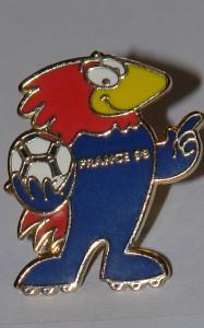 france 98 mascot