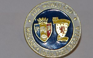 moldova 2005 badge