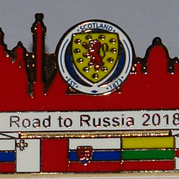 road to russia badge
