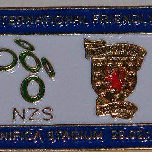 slovenia v scotland game badge 2012