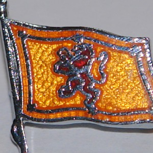 small lionrampant badge