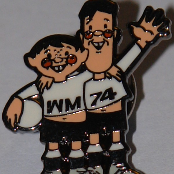 world cup 74 mascot