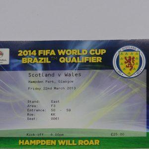 scotland v wales 2013