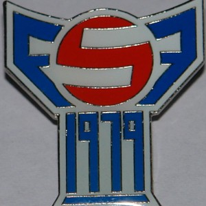faroes 1979 badge