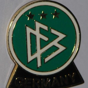 germany at bottom badge