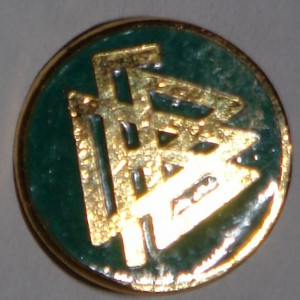 germany small green badge