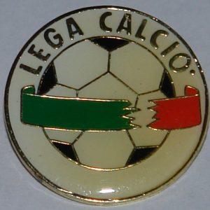 italian league badge