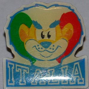 italy lion