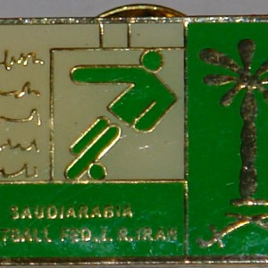 saudi arabia badge