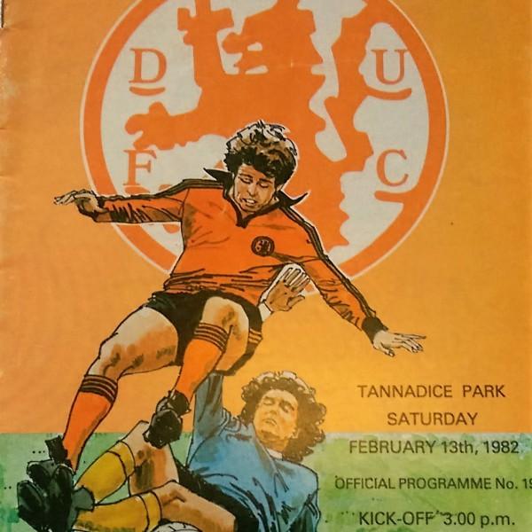 dundee united v hibs 1982