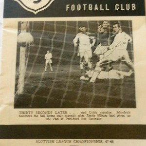 dundee unt v rangers 1967