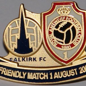 falkirk v royal antwerp