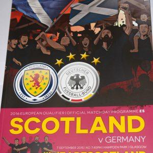scotland v germany 2015