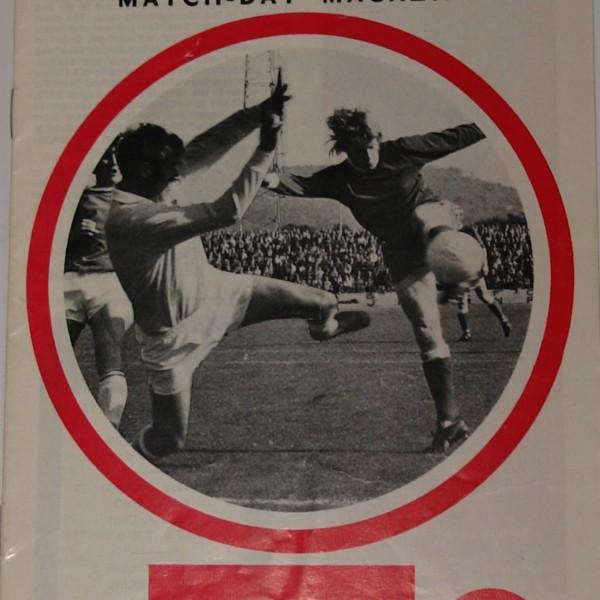 aberdeen v airdrie 1971