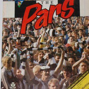 dunfermline v hearts 1988