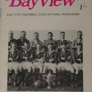 east fife v st mirren 1971