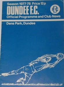dundee v alloa 1978