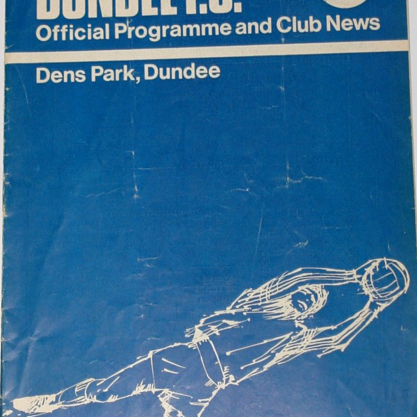 dundee v ayr united 1976