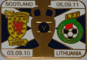 scotland-lithuania-badge