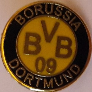 borussia dortmund small badge