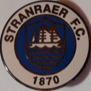 stranraer fc badge