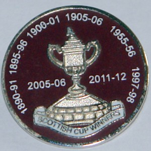 hearts scottish cup winners badge
