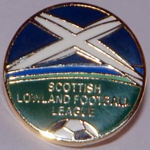 scottish lowland league badge