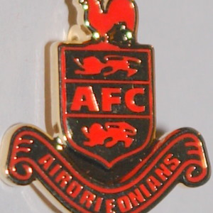 ardrie badge
