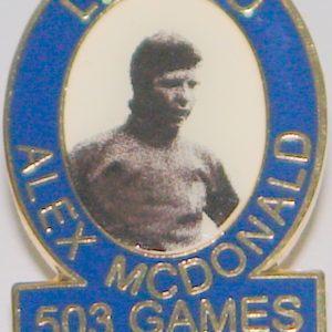 alex mcdonald legend