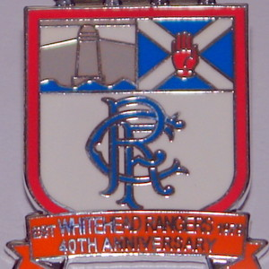whitehead rangers 40th