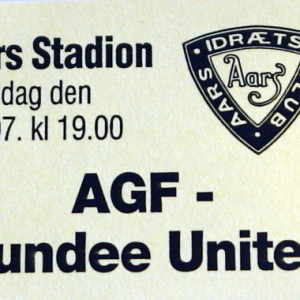 agf v dundee united