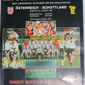 austria v scotland 1998