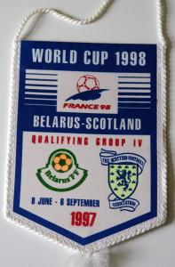 belarus v scotland pennant