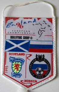 scotland russia pennant 1995