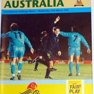 scotland v australia 1996