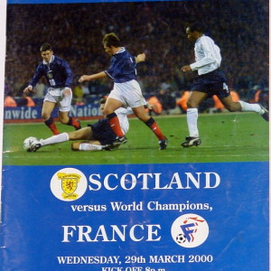 scotland v france 2000
