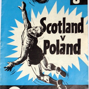 scotland v poland 1960