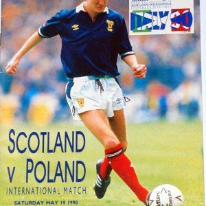 scotland v poland 1990