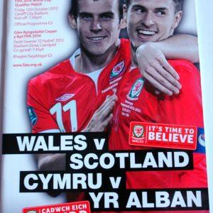 wales v scotland 2013