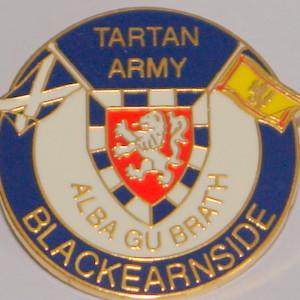 black earnside badge
