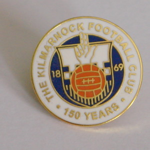 kilmarnock round badge