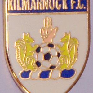 kilmarnock sheild badge