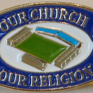 our church dundee badge