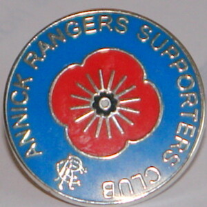 annick supporters badge